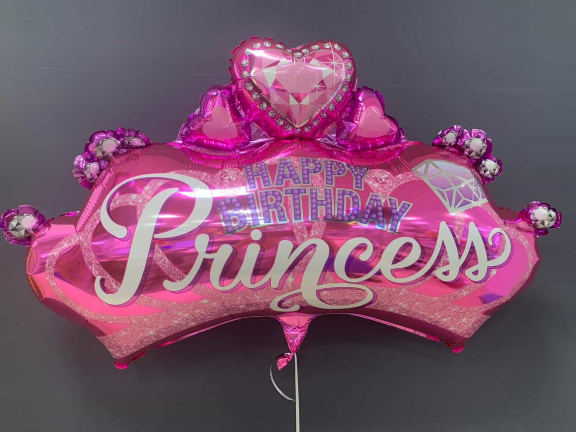 Happy Birthday <br />Princess € 7,90 1