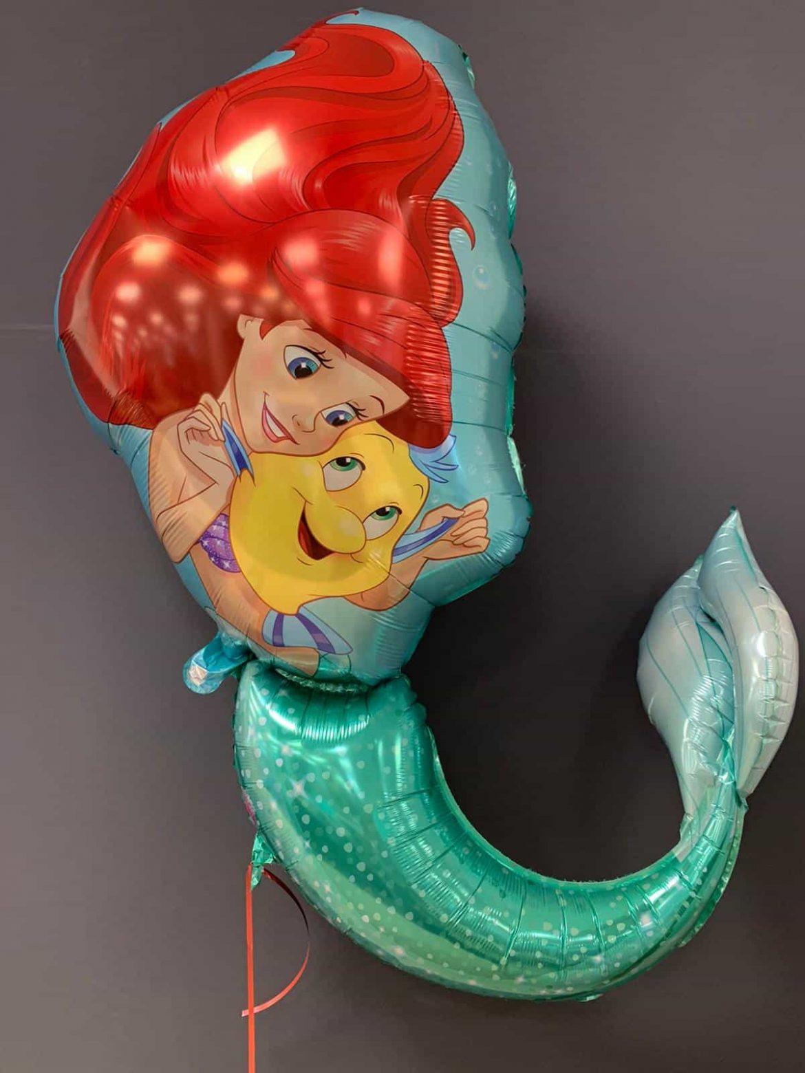 Disney Meerjungfrau<br />Heliumballon € 7,90 1