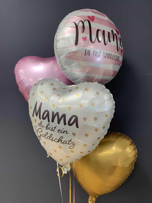 bedruckte Ballons € 5,90<br />Dekoballons € 4,50 30