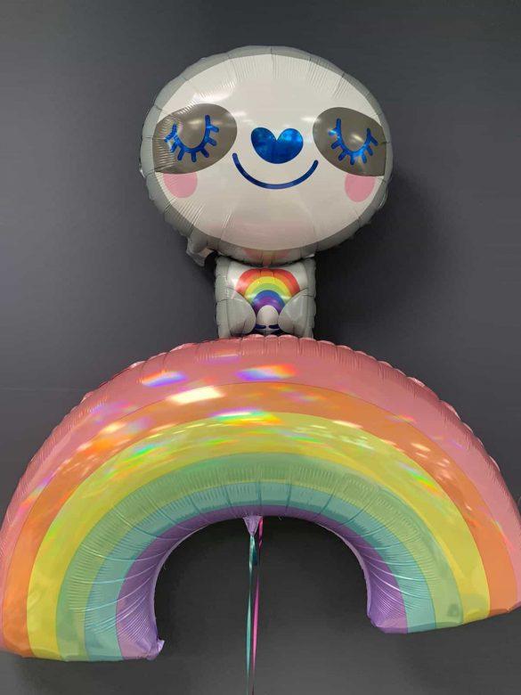 Faultierballon € 5,90<br />Regenbogen € 7,90 50