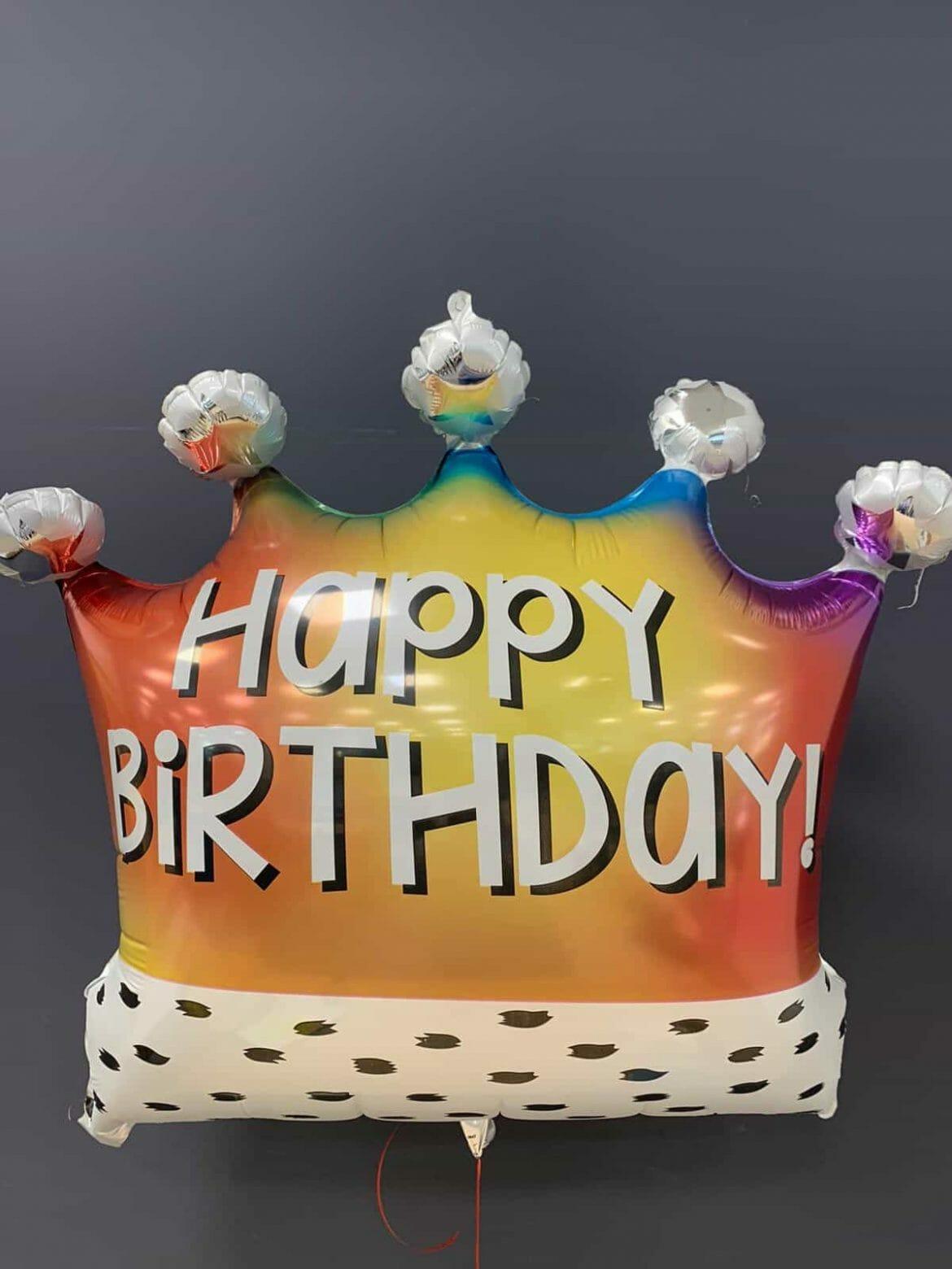 Happy Birthday Krone € 8,90 1