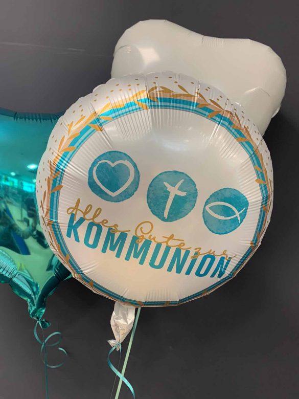 Kommunion Ballon € 5,90 <br>Dekoballons € 4,50 6