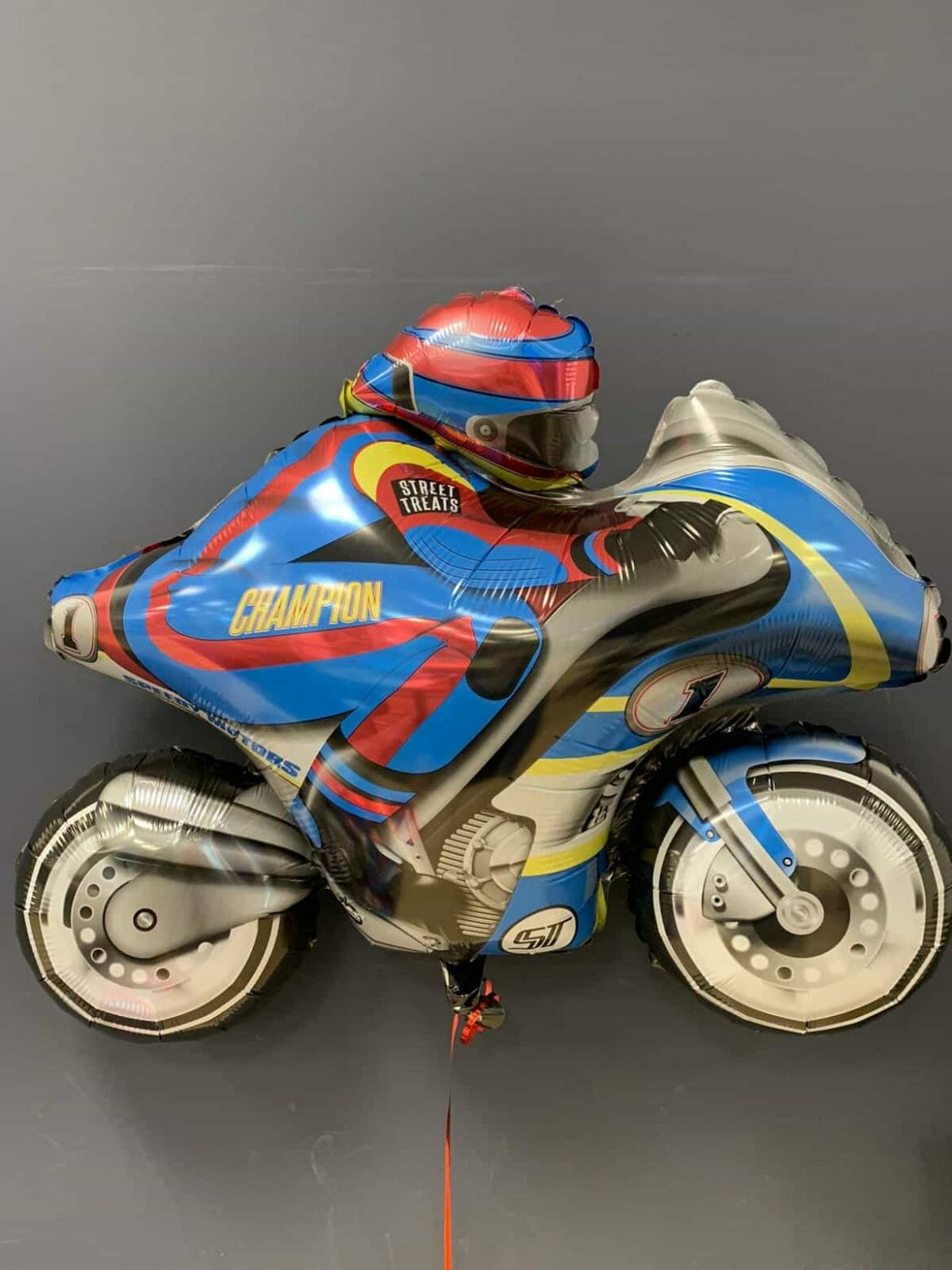 Ballon Motorrad EUR 6,90 1