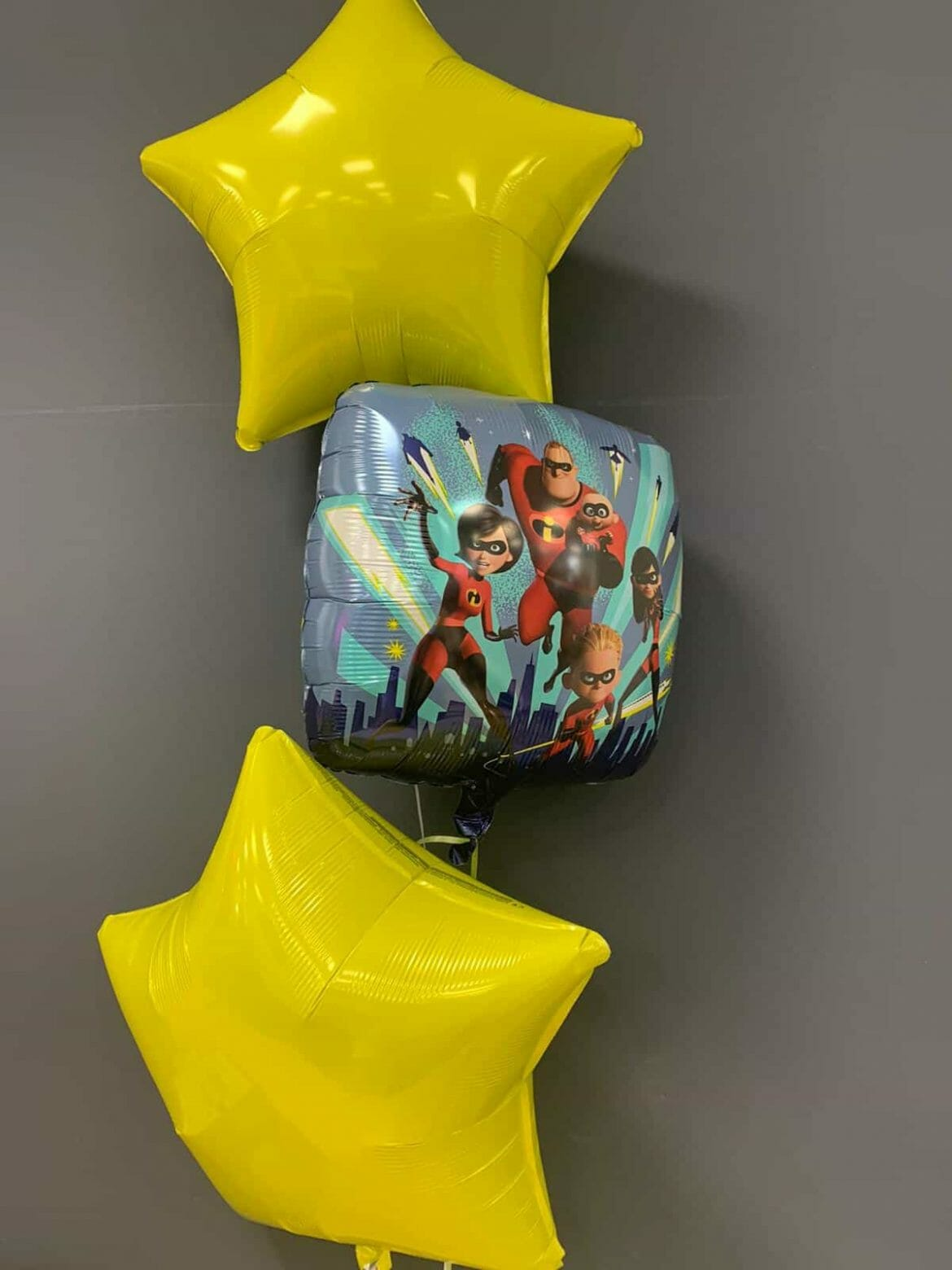 The Incredibles Ballon € 5,90 <br />Dekoballons je € 4,50 1