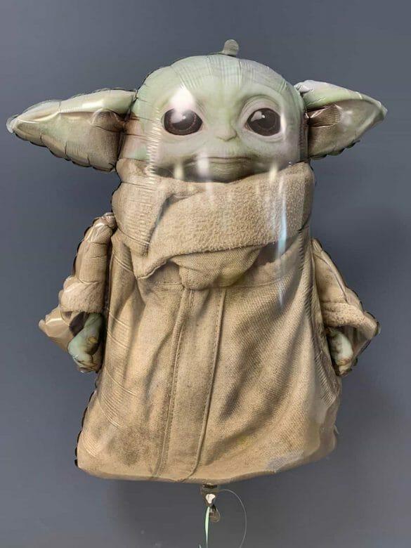 Baby Yoda Ballon € 7,90 44
