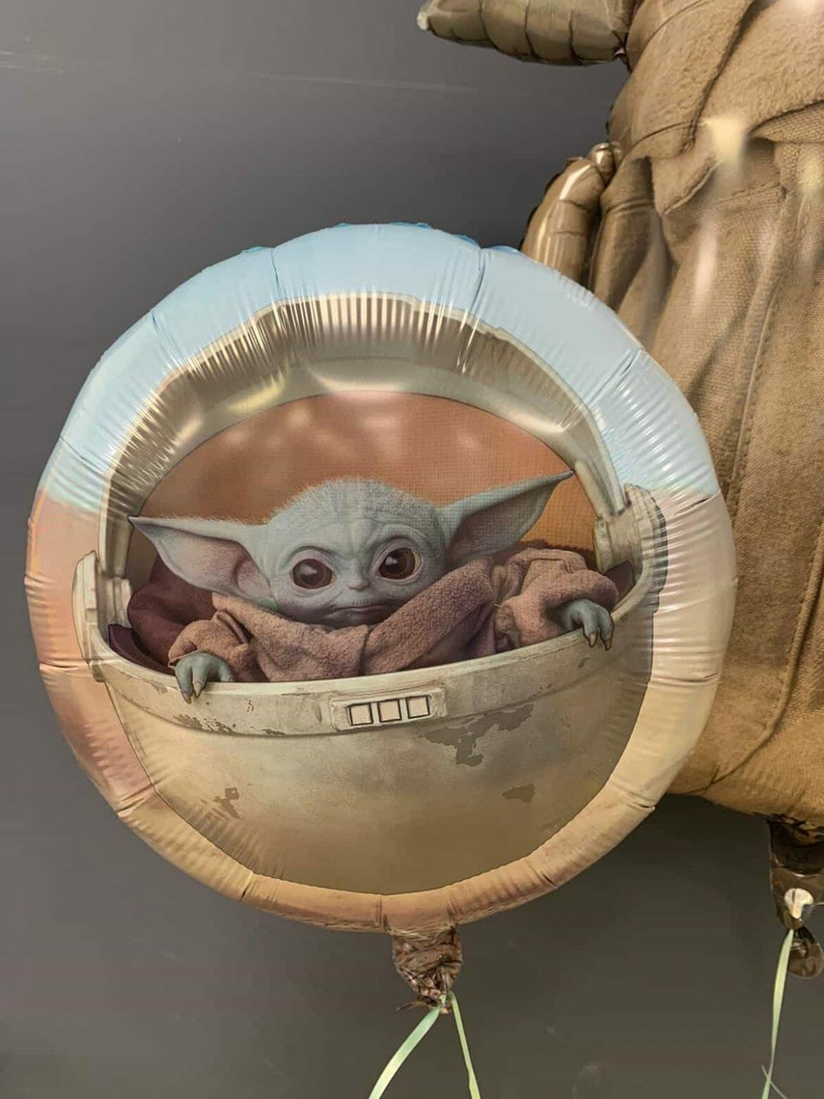 Baby Yoda rund € 5,90 1