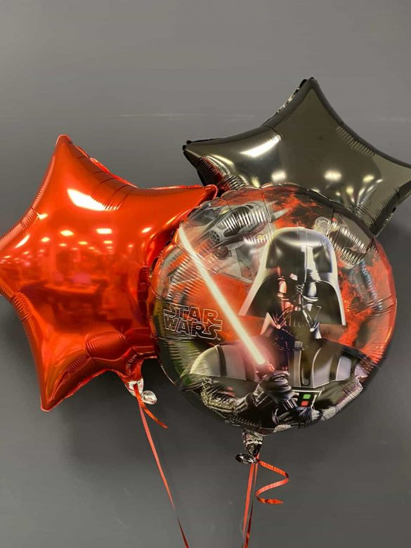 Darth Vader € 5,50<br> Dekosterne je € 4,50 12
